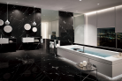 Ambiente Ultracompact Nero Marquina